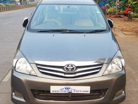 Used Toyota Innova 2.5 VX 8 STR 2010 in Mumbai