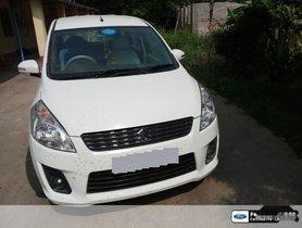 Used 2012 Maruti Suzuki Ertiga car at low price in Patna