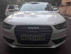 Good as new Audi A4 2.0 TDI 2014 for sale