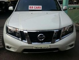 Nissan Terrano XL Plus 85 PS 2014 by owner