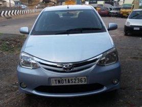 Good as new Toyota Etios Liva 2012 in Chennai