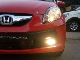 Honda Brio V MT 2012 for sale