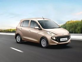 New Hyundai Santro Launched In India At Rs 3.89 lakh