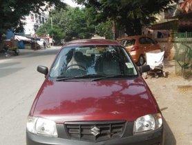 Used 2011 Maruti Suzuki Alto car at low price