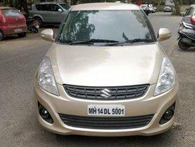Used 2012 Maruti Suzuki Dzire car at low price