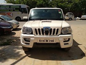 Used Mahindra Scorpio 2009-2014 VLX 2WD AT 7S 2010 by owner