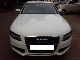 Used 2011 Audi A4 for sale in Mumbai