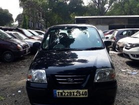 Used 2008 Hyundai Santro car at low price