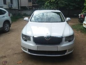 Skoda Superb 1.8 TSI MT 2010 for sale at low price