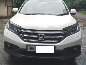 Used Honda CR-V 2.4L 4WD AT for sale at low price