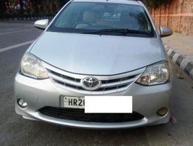 Toyota Platinum Etios 2013 for sale