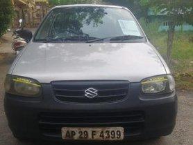 Used 2004 Maruti Suzuki Alto for sale at low price