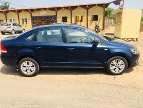 Used Volkswagen Vento 2015 car at low price