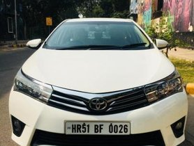 Used Toyota Corolla Altis G AT 2015 by owner