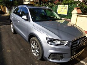 Good as new 2015 Audi Q3 for sale