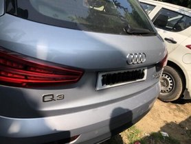 Good as new Audi TT 2015 for sale in Chennai