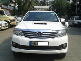 Toyota Fortuner 4x2 AT 2013 for sale at low price
