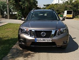 Used Nissan Terrano XL 2013 in Bangalore