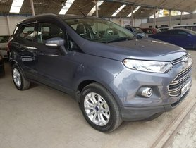 Used Ford EcoSport 1.5 Ti VCT AT Titanium 2016 for sale