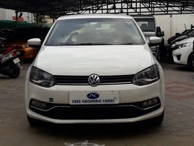Good as new 2015 Volkswagen Polo for sale