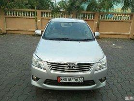 Used Toyota Innova 2004-2011 car at low price