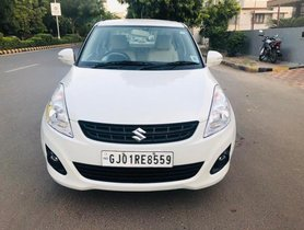 Good as new 2014 Maruti Suzuki Dzire for sale