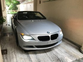 BMW 6 Series 650i Convertible 2009 for sale