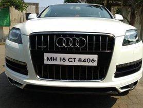 2011 Audi Q7 for sale