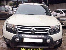 Renault Duster 110PS Diesel RXZ Option for sale