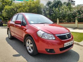 Used Maruti Suzuki SX4 2007 car at low price