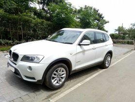 Used BMW X3 2013 car at low price