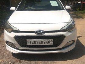 Hyundai Elite i20 Sportz 1.4 CRDi by owner