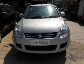 Well-maintained Maruti Dzire VXi for sale