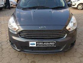 Ford Figo 1.2P Titanium Plus MT 2016 for sale