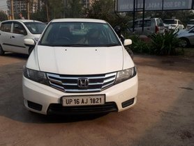 Used Honda City car at low price
