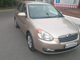 Used Hyundai Verna 1.6 Xi ABS 2009 for sale