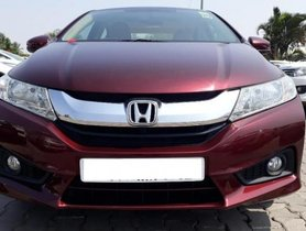 Good as new Honda City V AT 2015 for sale