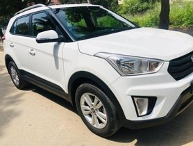 Used Hyundai Creta 2016 car at low price