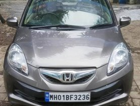 Good as new Honda Brio S MT 2012 for sale