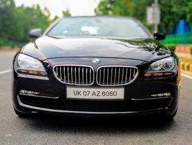 Used BMW 6 Series 650i Convertible 2013 for sale