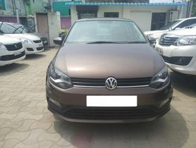 Used 2016 Volkswagen Ameo car at low price