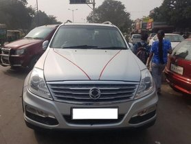 Used 2014 Mahindra Ssangyong Rexton car at low price