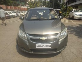 Used Chevrolet Sail Hatchback LS ABS 2014 by owner
