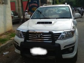 Toyota Fortuner 4x4 MT 2014 for sale at low price