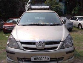 Good as new Toyota Innova 2.5 V Diesel 8-seater for sale