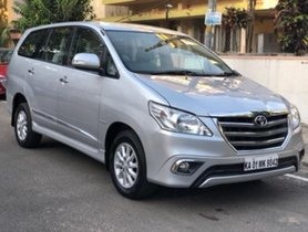 Used Toyota Innova 2014 for sale at low price