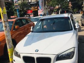 Used 2012 BMW X1 car for sale at low price