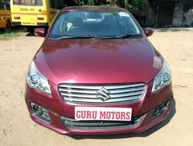 Good as new Maruti Suzuki Ciaz 2014 for sale