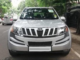 Good Mahindra XUV500 W6 2WD 2014 for sale