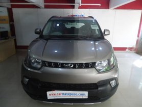 Used 2017 Mahindra KUV100 for sale